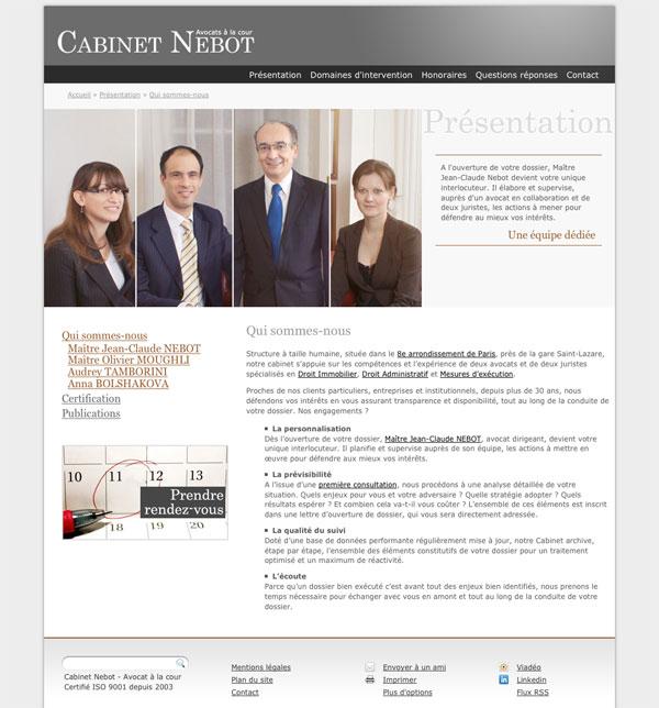 cabinet-nebot-presentation